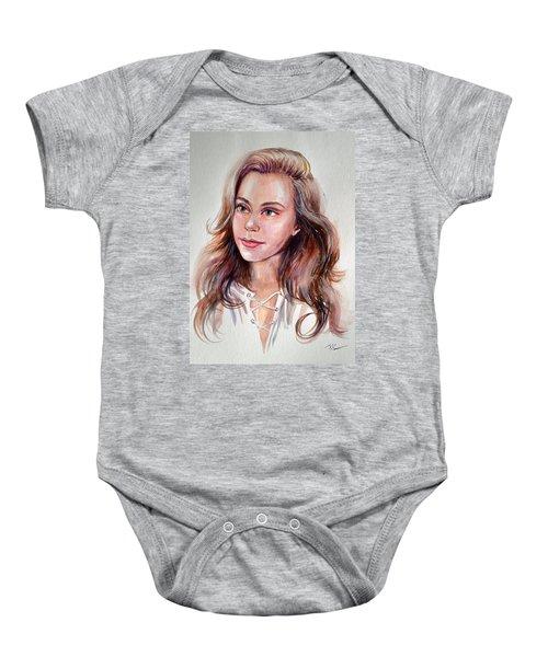 Diana Baby Onesie