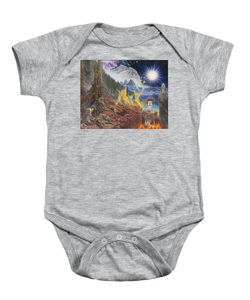 Diary Of First Recognition Baby Onesie