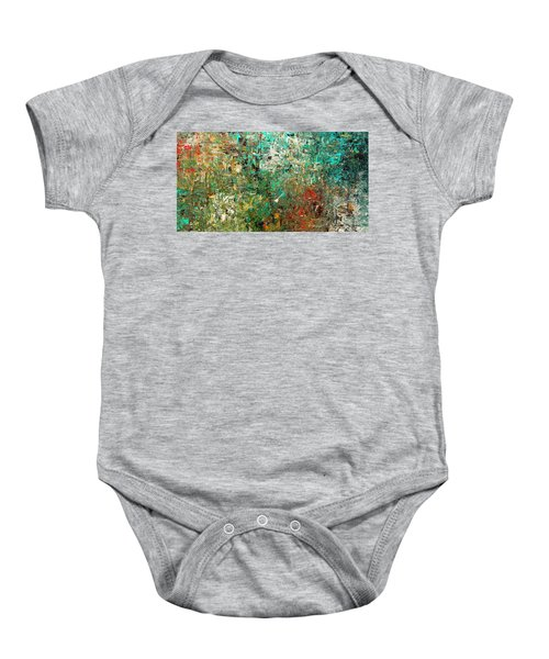 Discovery - Abstract Art Baby Onesie