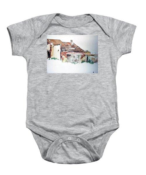 District 6 No1 Baby Onesie