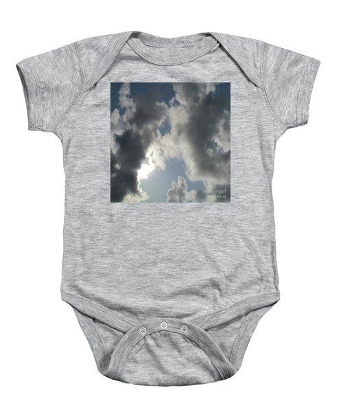 Divine Connection Baby Onesie