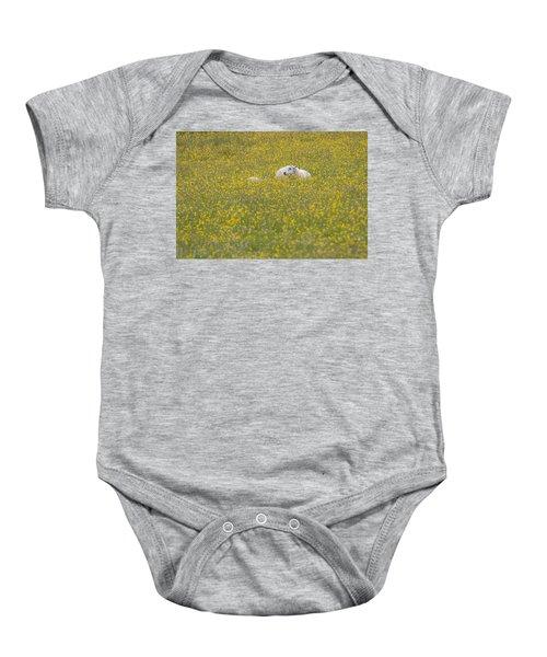 Do Ewe Like Buttercups? Baby Onesie