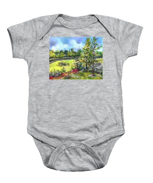 Don T Forget The Wall Baby Onesie