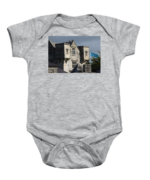 Donegal Castle Baby Onesie