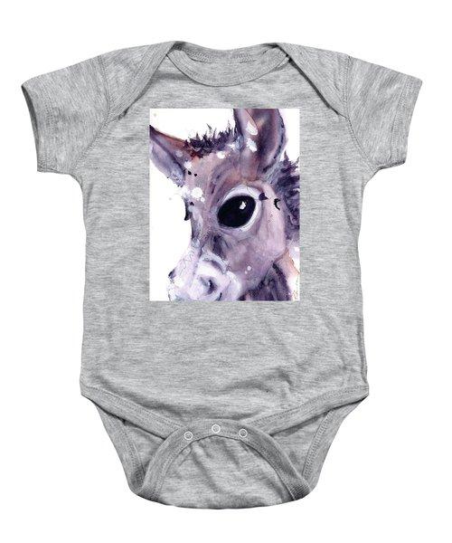 Donkey Baby Onesie
