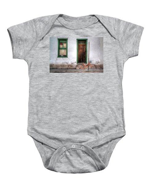 Door 345 Baby Onesie