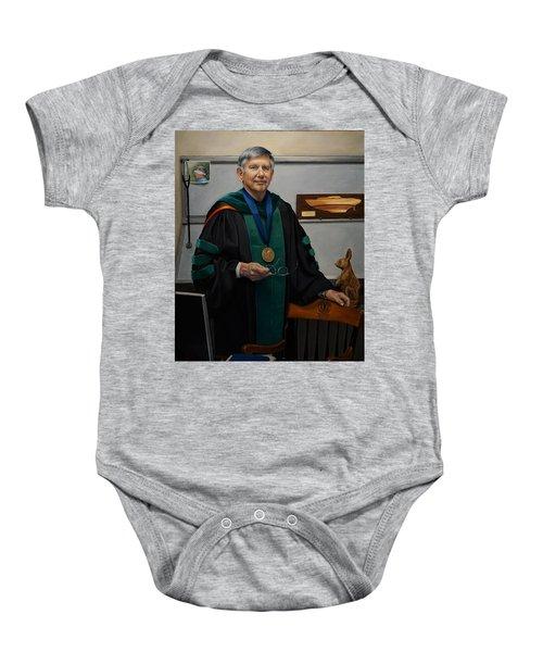 Dr William Culp Baby Onesie