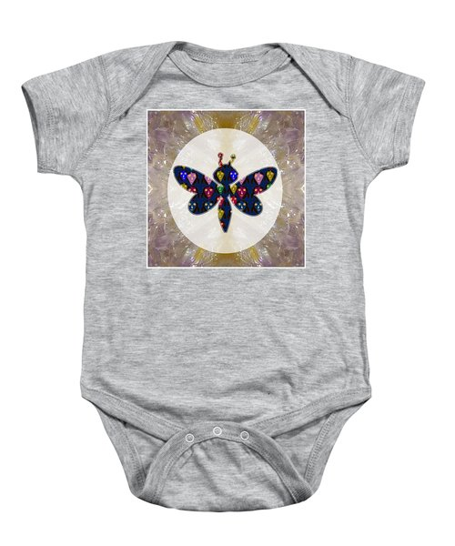Dragon Fly Cute Painted Face Cartons All Over Donwload Option Link Below Personl N Commercial Uses Baby Onesie by Navin Joshi