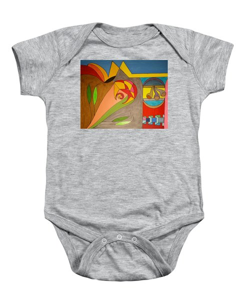 Dream 326 Baby Onesie