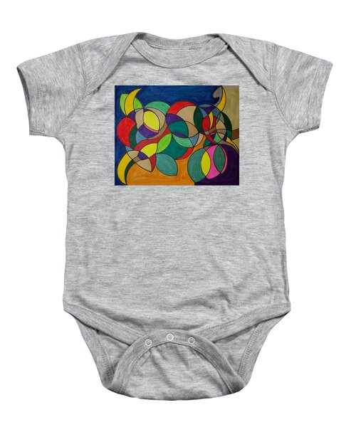 Dream 87 Baby Onesie