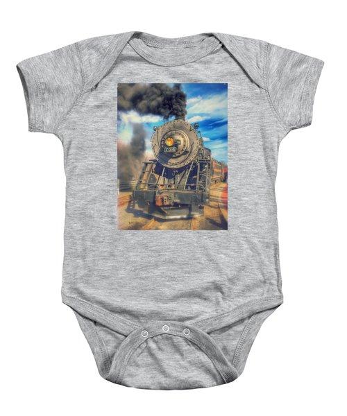 Dream Engine Baby Onesie