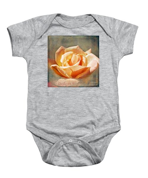 Baby Onesie featuring the photograph Dream by Linda Lees