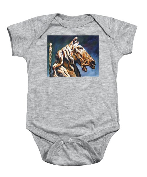 Dream Racer Baby Onesie