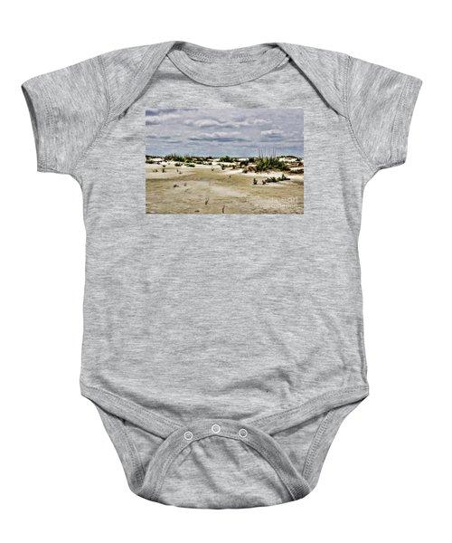 Dreamy Sand Dunes Baby Onesie
