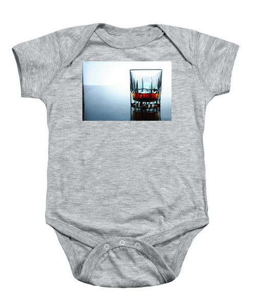 Drink In A Glass Baby Onesie