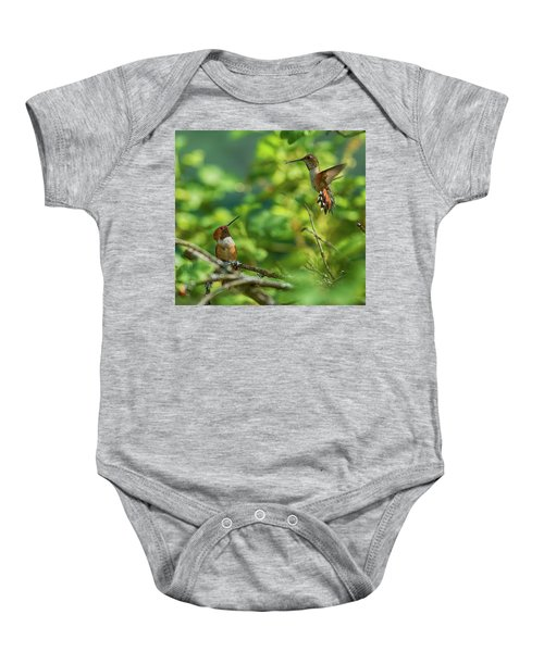 Dropped In Baby Onesie