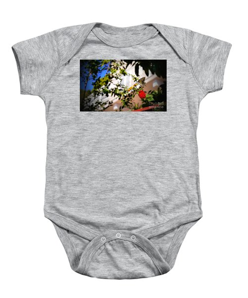 Dubrovniks Butterfly Baby Onesie
