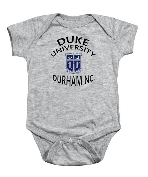 Duke University Durham Nc Baby Onesie