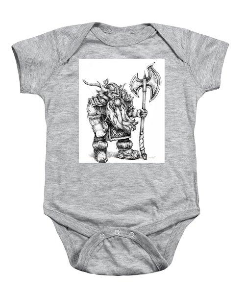 Dwarf Baby Onesie by Aaron Spong