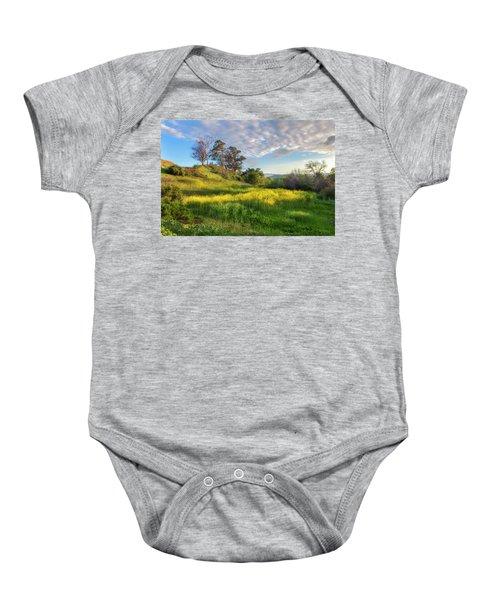Eagle Grove At Lake Casitas In Ventura County, California Baby Onesie