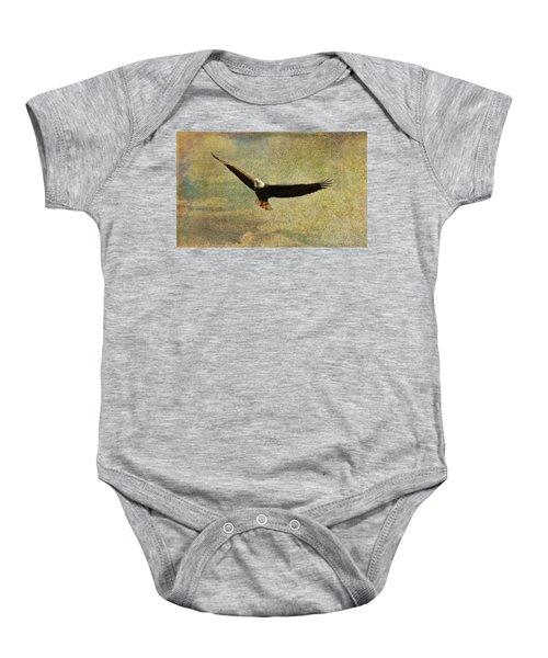 Eagle Medicine Baby Onesie