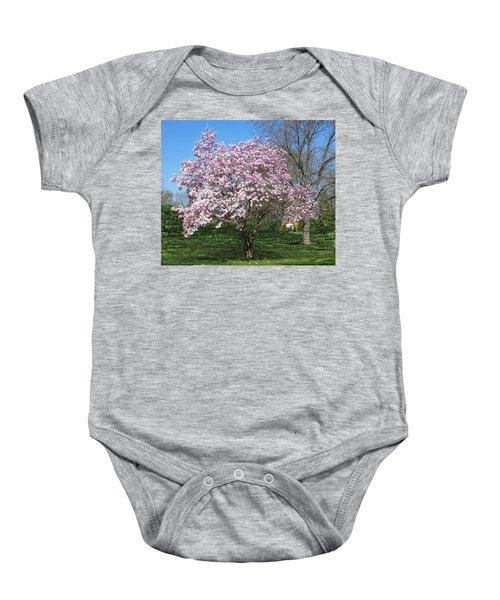 Early Blooms Baby Onesie
