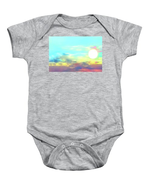 Early Morning Rise- Baby Onesie