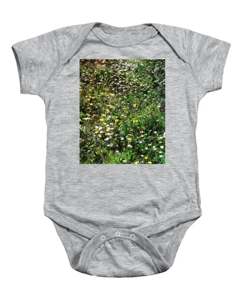 Early Spring Beauty In Umbria Baby Onesie