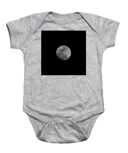 Early Spring Moon 2017 Baby Onesie