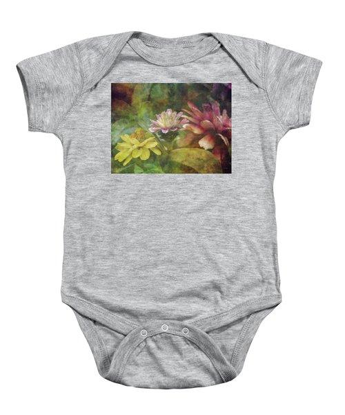 Early Summer Flowers 1304 Idp_2 Baby Onesie