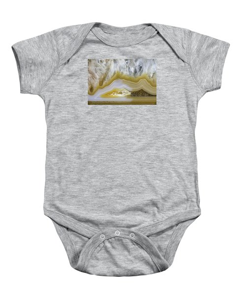Earth Portrait 006 Baby Onesie