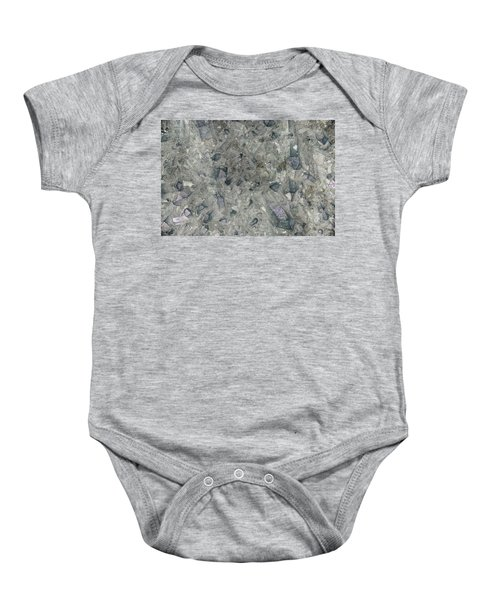 Earth Portrait 158 Baby Onesie