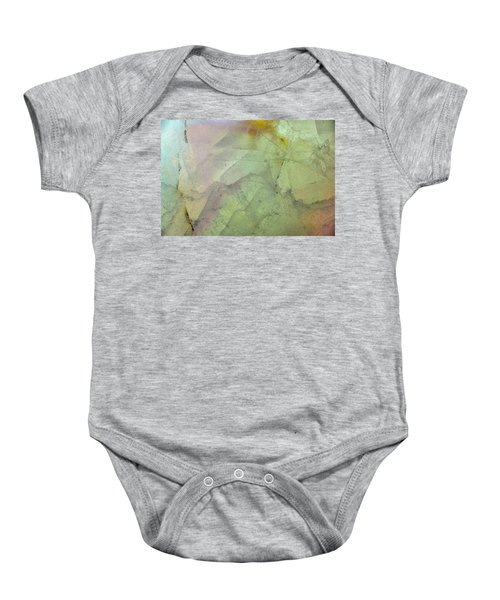 Earth Portrait 284 Baby Onesie