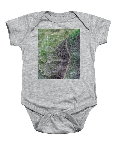 Earth Portrait 294 Baby Onesie