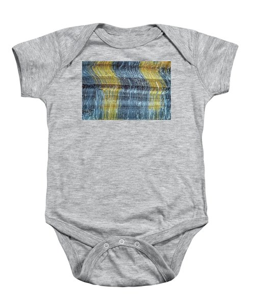 Earth Portrait 295 Baby Onesie