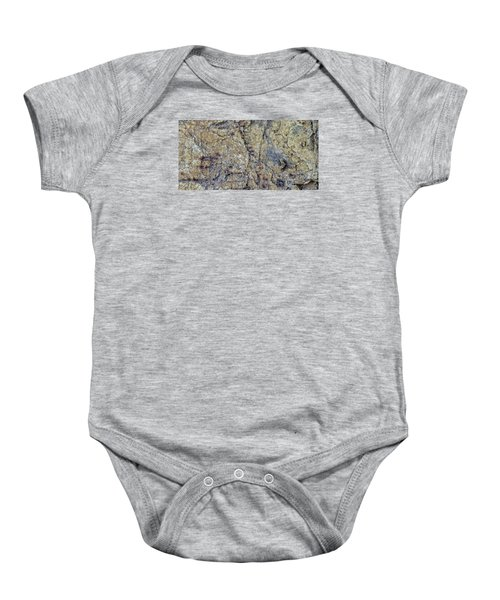 Earth Portrait L1 Baby Onesie