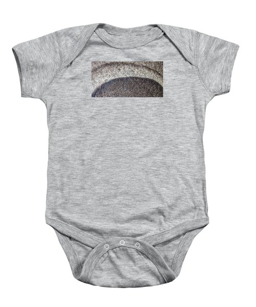 Earth Portrait L10 Baby Onesie