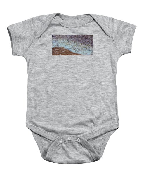 Earth Portrait L3 Baby Onesie