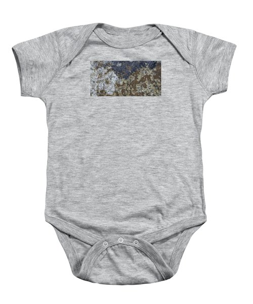 Earth Portrait L8 Baby Onesie