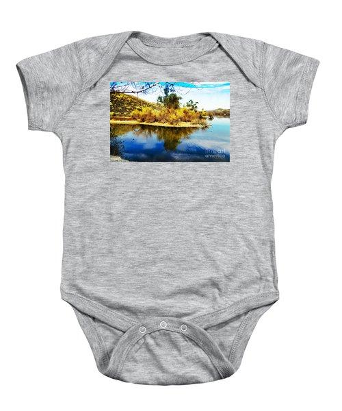 East Bay, Canyon Lake, Ca Baby Onesie