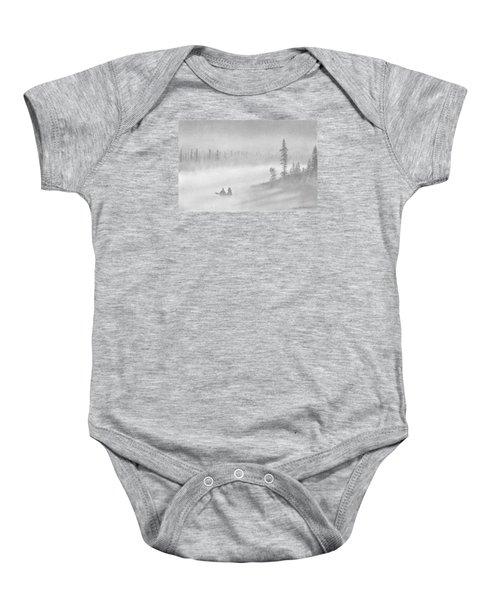 East Inlet Baby Onesie