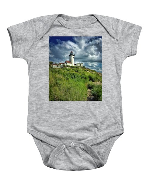 East Point Lighthouse Baby Onesie