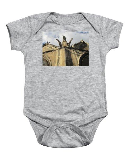 Eglise Saint-severin, Paris Baby Onesie