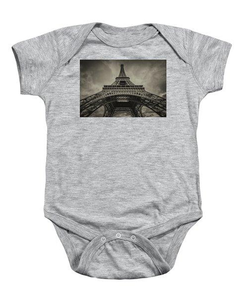 Eiffel Tower 1 Baby Onesie