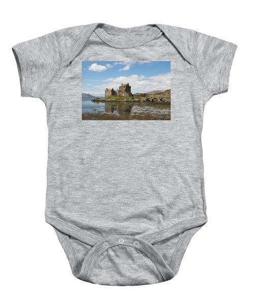 Eilean Donan Castle - Scotland Baby Onesie