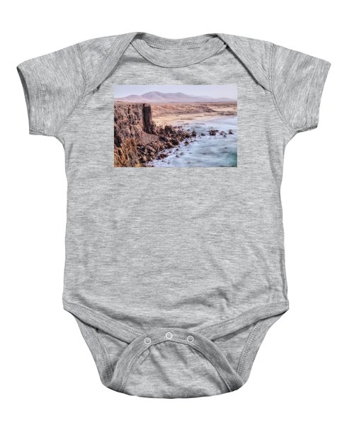 El Cotillo - Fuerteventura Baby Onesie by Joana Kruse