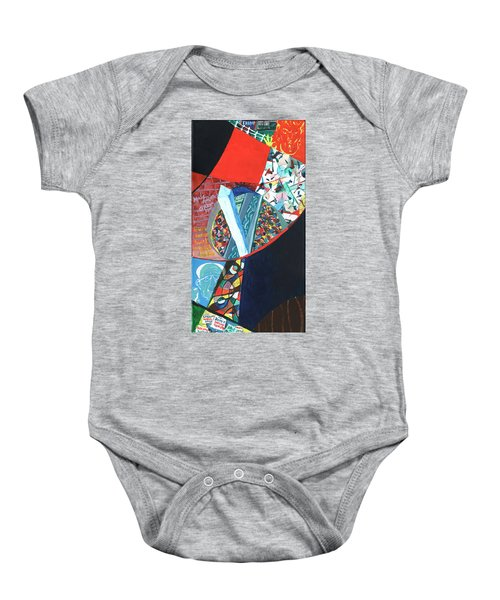 Election Of Outsiders 2016 Baby Onesie