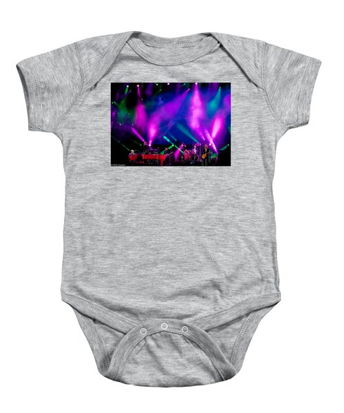 Elton John In 2015 Baby Onesie