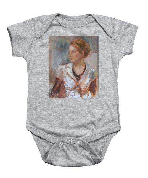 Emerging Baby Onesie