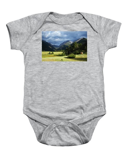 Endovalley Aftenoon Baby Onesie